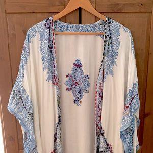 🌟 Beautiful Boho Kimono Shawl
